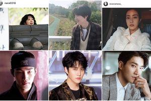 Nam phụ 'Lang quân 100 ngày' và Mike D. Angelo 'thả thính' Jang Nara - Ahn Jae Hyun trên Instagram