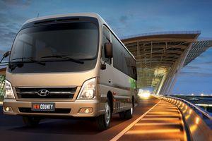 Lộ giá bán xe Hyundai New County hoàn toàn mới tại Việt Nam