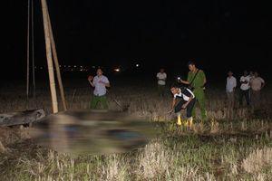 Hà Tĩnh: 4 người bị điện giật tử vong khi dựng cột viễn thông