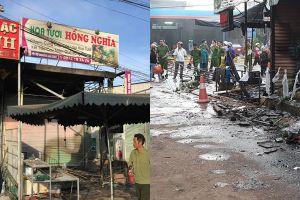 Vụ cháy cửa hàng hoa: Nạn nhân khai người tình đổ xăng đốt
