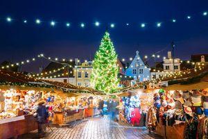 Lý do bạn nên ghé thăm châu Âu vào mùa đông lạnh giá