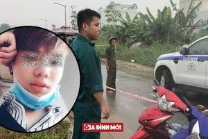 Lời khai bất ngờ của thiếu niên 15 tuổi sát hại tài xế GrabBike ở Sài Gòn