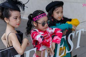 VIFW ngày 4: Phong cách 'Lồng lộn' áp đảo, mẫu nhí hóa quý cô Hà thành thanh lịch và kiêu sa