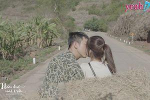 Hậu duệ mặt trời: Cuối cùng Duy Kiên và Hoài Phương lại trở về bên nhau với nụ hôn xe rơm đầy ngọt ngào