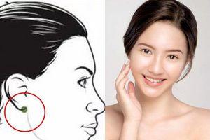 Lời khuyên từ chuyên gia: Mát xa lên 4 vị trí này của khuôn mặt hàng ngày giúp phụ nữ U40 kéo dài tuổi xuân, trẻ hóa làn da