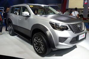 Lộ diện phiên bản mới của Nissan Terra