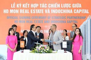 HD Mon Holdings bắt tay Indochina Capital phân phối dự án tại trung tâm Mỹ Đình