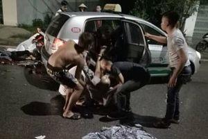 Xe chở bốn tông xe chở ba: 3 người chết, 4 người nguy kịch