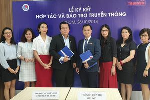 TGTT Online và YBA ký kết hợp tác chiến lược