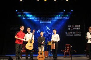 'Liên hoan Guitar Quốc tế Alma Hà Nội' lần 2: Chờ đợi sự khởi sắc