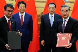 Trung Quốc, Nhật Bản tiến gần hơn đến 'bước ngoặt lịch sử'