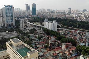 Toàn cảnh tuyến đường 'đắt nhất hành tinh' ở thủ đô Hà Nôi
