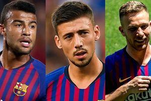 Đội hình tối ưu của Barca ở trận El Clasico với Real