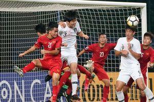 HLV Hoàng Anh Tuấn hài lòng dù U19 Việt Nam thua U19 Hàn Quốc