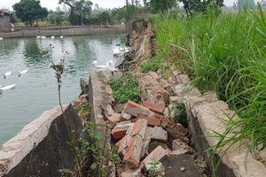 Hà Nam: Dự án nuôi trồng thủy sản đầu tư rồi bỏ hoang!