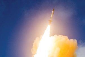 Mỹ thử nghiệm thành công tên lửa đánh chặn SM-3 Block IIA