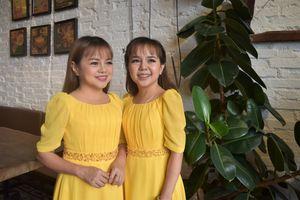 Cặp song ca nhỏ nhất Việt Nam nói về chuyện yêu đương
