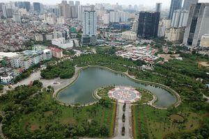 Gắn thiết kế cây xanh với quy hoạch đô thị