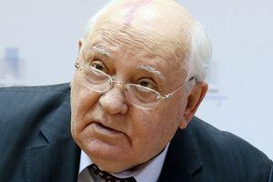 Ông Gorbachev: Mỹ rút khỏi Hiệp ước INF là châm ngòi cho cuộc chạy đua vũ trang mới