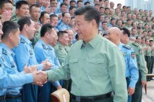 Ông Tập yêu cầu chiến khu giám sát Đài Loan sẵn sàng cho chiến tranh