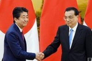 Thủ tướng Nhật Bản S.A-bê thăm chính thức Trung Quốc