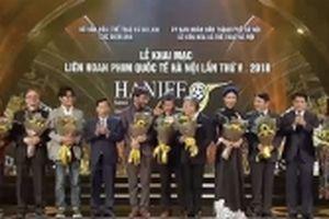 Khai mạc Liên hoan phim Quốc tế Hà Nội 2018