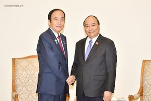 Đẩy mạnh hợp tác với Anh và Nhật Bản