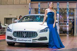 'Soi' Maserati Quattroporte GTS hơn 16 tỷ ở VN