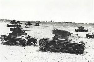 Chết lặng trước đề án xe tăng điều khiển từ xa của Liên Xô
