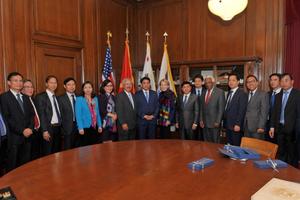 Hà Nội đẩy mạnh công tác đối ngoại phục vụ xúc tiến, thu hút đầu tư nước ngoài
