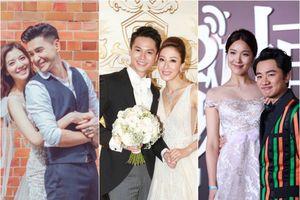Những cặp sao nên duyên vợ chồng từ 'lò TVB'