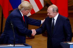 Nhà Trắng chính thức mời Tổng thống Putin đến Washington