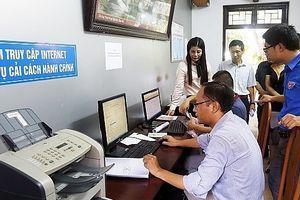 Hà Nội đưa hệ thống phần mềm một cửa điện tử, cổng dịch vụ công trực tuyến vào khai thác, sử dụng