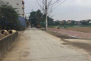 Hà Nội phê duyệt Dự án đầu tư cải tạo, chỉnh trang đường tỉnh lộ 427 ở Thanh Oai