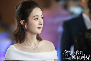 Hậu tuyên bố kết hôn, Triệu Lệ Dĩnh trở lại trường đua màn ảnh nhỏ