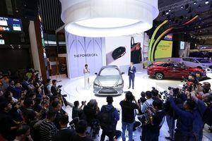 Triển lãm ô tô 2018: Xe thời công nghiệp 4.0