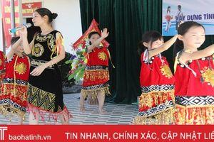 Trường học đầu tiên của Nghi Xuân 'Xây dựng tình bạn đẹp, nói không với bạo lực học đường'