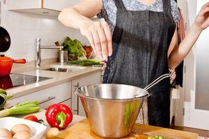 'Chữa cháy' những lỗi thường gặp khi nấu ăn