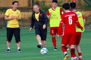 HLV Park Hang-seo tiết lộ, AFF Cup là điều khoản đặc biệt trong hợp đồng với VFF