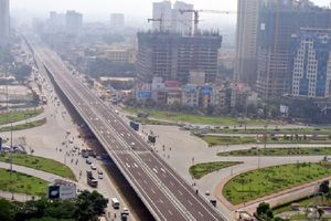 Hà Nội chi hơn 7.200 tỉ làm tuyến đường vào loại đắt đỏ nhất cả nước