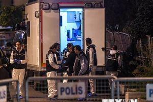 Thổ Nhĩ Kỳ muốn dẫn độ 18 kẻ nghi liên quan vụ giết ông Khashoggi