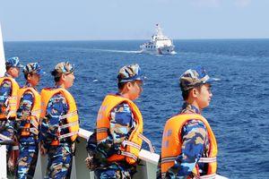 Duy trì an ninh, an toàn hoạt động trên vùng biển đánh cá chung Việt Nam - Trung Quốc