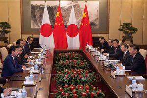 Hợp tác kinh tế 'dẫn lối' quan hệ Nhật - Trung