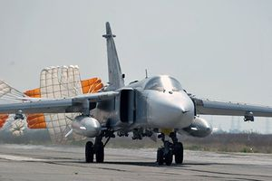 Mỹ phản pháo trước cáo buộc điều khiển UAV tấn công căn cứ Nga ở Syria