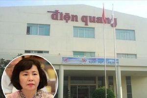 Lý do bà Hồ Thị Kim Thoa bán lô cổ phiếu Điện Quang giá 50 tỷ đồng