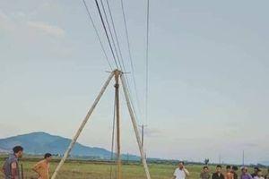Bộ Công Thương chỉ đạo khẩn trương khắc phục sự cố vụ điện giật khiến 4 người chết