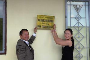 BNI Lâm Đồng trao nhà tình thương trị giá 100 triệu đồng cho người nghèo