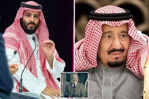 Quốc vương Saudi sẽ phế truất Thái tử sau vụ Khashoggi?