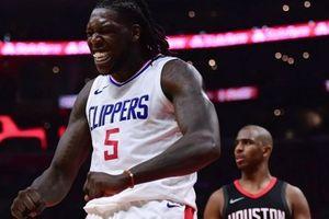 Montrezl Harrell tỏa sáng, Los Angeles Clippers tiếp tục 'bắn hạ tên lửa'