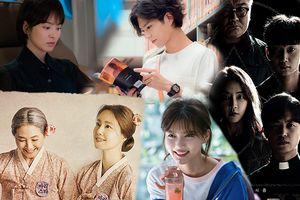 Phim truyền hình Hàn tháng 11: Không phải cuộc tái xuất của riêng Song Hye Kyo và Park Bo Gum